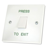 Asec 4096/P Exit Button