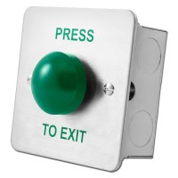 Asec EXB 0657 Exit Button 1 Gang