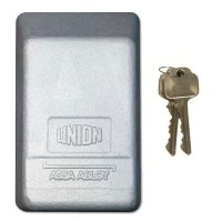Union Hercules Padlock 6 Pin keyway