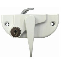 Balance UK Locking Fitch Fastener White