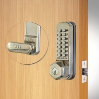 Codelocks CL255 Latch Hold Open & Key