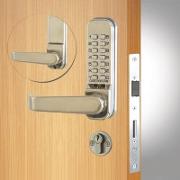 Codelocks CL420 Mortice Lock Stainless Steel