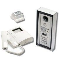 Videx 1 Way Video Kit with Keypad