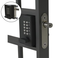 Gatemaster Digital Gate Lock Double Sided