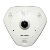 Hikvision 12MP 360 Panoramic Ext Fisheye