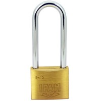 Ifam E40 Brass Padlock 40mm XLS