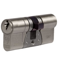 Abus E90 BSI 3 Star Cylinder 4040 Nickel