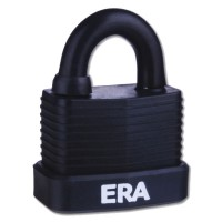 Era Weather Proof Laminated Padlock 55mm