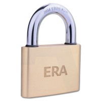 Era Solid Brass Padlock 60mm