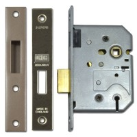 Union 21572 Escape Deadlock - Satin Chrome
