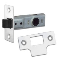 Zinc Plated - 45mm Backset