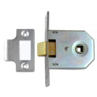 Union 2642 Chrome 64MM Latch Flat Pattern