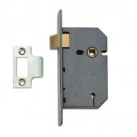 Union 2657 64mm Satin Chrome Upright Latch