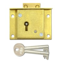 Union 4046 Cut Drawer Lock 63mm