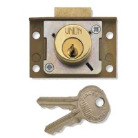 Union 4138 Cupboard / Till Lock 51mm