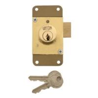 Union Cylinder Cupboard Lock 76mm