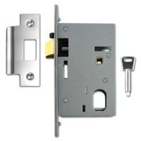 Union Oval Cyl Nightlatch Case