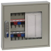 Keysure Clear View Key Cabinet 30 Elec