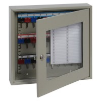 Keysure Clear View Key Cabinet 30