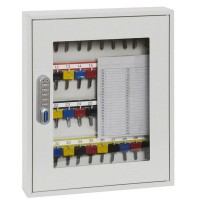 Keysure Clear View Key Cabinet 40 Elec