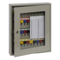 Keysure Clear View Key Cabinet 40