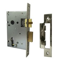 Union Sashcase Silent Latch 2215 Stainless Steel