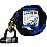 Oxford High Security Chain Lock 1.4m x 10mm