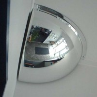 Securikey Convex Quarter Face Dome Mirror