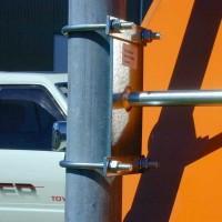 Securikey Mirror U Bolt Fitting Kit