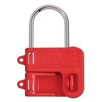 Master Lock 4mm Steel Hasp