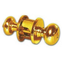 Weiser Troy GA531 Entrance Brass