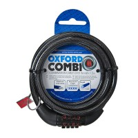 Oxford Combination Cable Lock