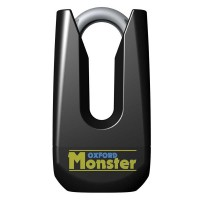 Oxford Monster Disc Lock Black
