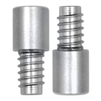 Bramah Rola S R1/01 Sashstop Nickel Plated