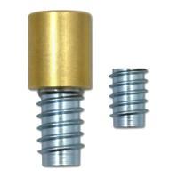 Bramah Rola S R1/03 Sashstop 19mm - Brass