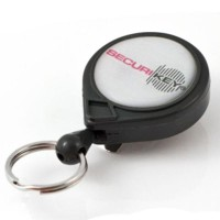 Securikey Mini Self Retracting Keyreel Twin Pack