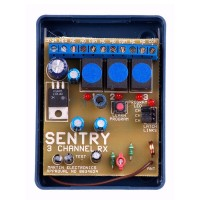 Sentry Code Hopping Receiver 3 Channel