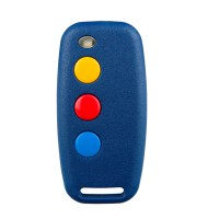 Sentry Code Hopping Transmitter 3 Button