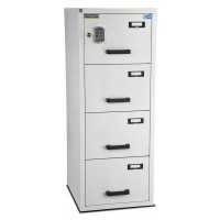 FF400 Filing Cabinet 4 Drawer Electronic