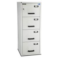 FF400 Filing Cabinet 4 Drawer Key