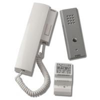 Videx Slim Line 1 Button Audio Kit