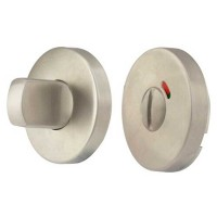 TSS Bathroom Indicator And Turn Satin Stainless
