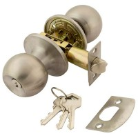 TSS Entrance Knobset Satin Stainless Steel