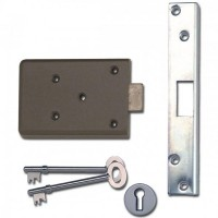 Union Wellington 5D Rim Deadlock