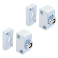 8K102 Push Button Window Lock x 2