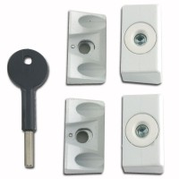 8K108 Sash Window Lock x 2