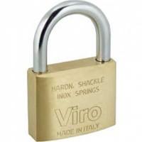 Viro Brass Padlock 60mm