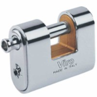 Viro Panzer Armoured Padlock 77mm