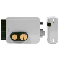 Viro Blockout Electric Lock With Button RH