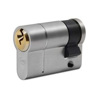 Asec Vital Dual Finish 6-Pin Half Euro